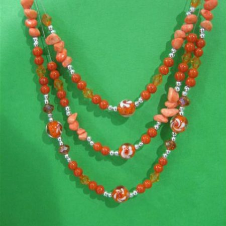 narandzasta ogrlica. (2)
