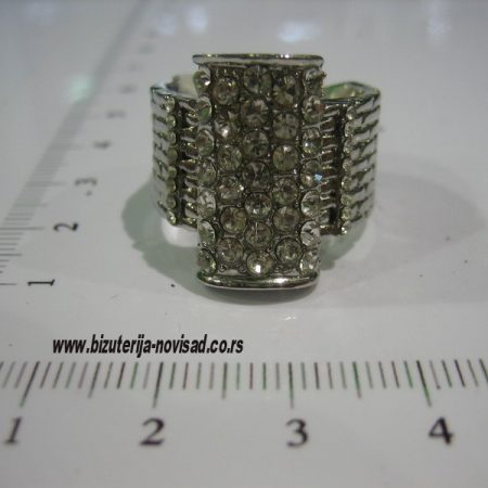 prsten boje srebra (104)