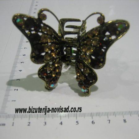 snala leptir sa cirkonima (5)