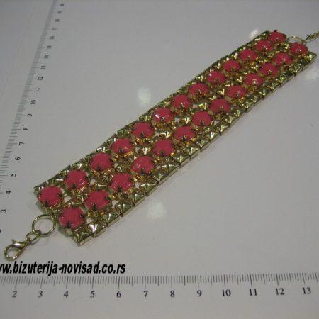 roza narukvice bizuterija (14)