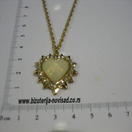 ogrlica boje KREM (3)