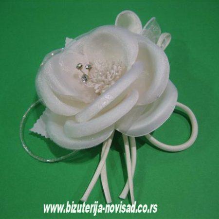 Cvetovi (broš-šnala-gumica)