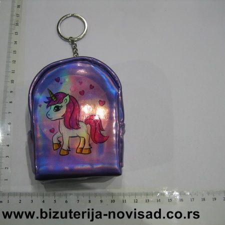 privezak torbica jednorog (4)