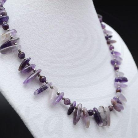 Ogrlice - poludrago kamenje