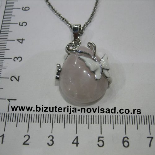 ogrlica poludragi kamen (1)
